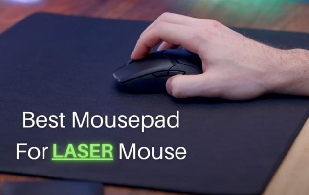 List of Top 5 Perfect Mousepad For Laser Mouse Users (2021).