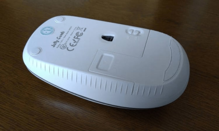 Jelly comb wireless mouse from backend