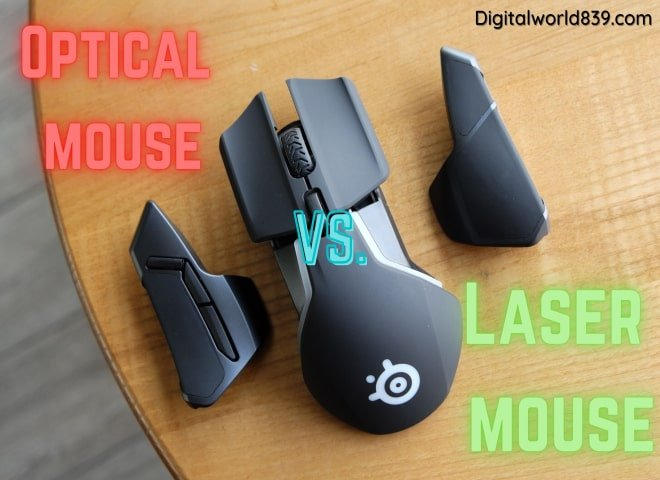 Optical vs Laser Mouse, What's a Difference?, Which is Best For You?
