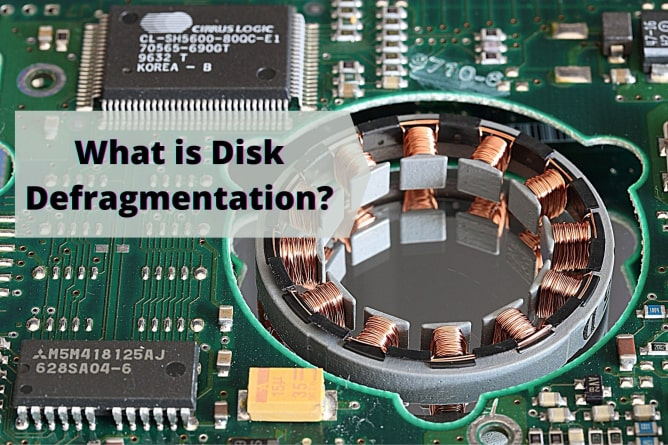 What is Disk Defragmentation
