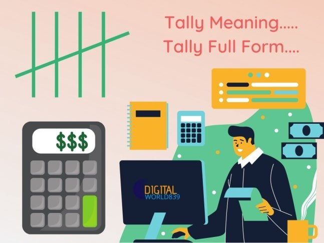 What is Tally?, Its Meaning, Full Form and Benefits.