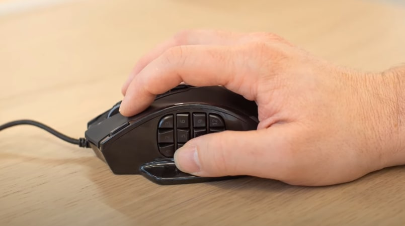 gaming mouse for beginners with many buttons