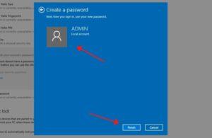How to Put Password on computer windows 10